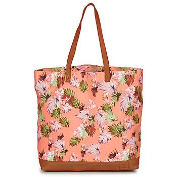 Táskák Női Bevásárló szatyrok / Bevásárló táskák Superdry LARGE PRINTED TOTE Rózsaszín