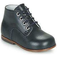 Cipők Lány Magas szárú edzőcipők Little Mary MILOTO Kék