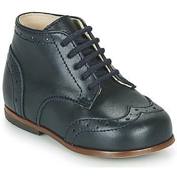 Cipők Lány Magas szárú edzőcipők Little Mary LORD Kék