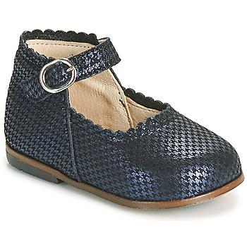 Cipők Lány Balerina cipők  Little Mary VOCALISE Kék