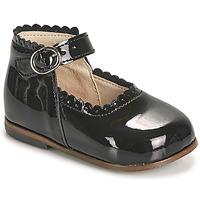 Cipők Lány Balerina cipők  Little Mary VOCALISE Fekete