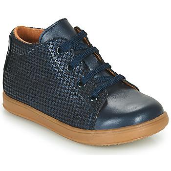 Cipők Lány Rövid szárú edzőcipők Little Mary CLELIE Kék