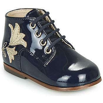 Cipők Lány Magas szárú edzőcipők Little Mary MEIGE Kék
