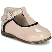 Cipők Lány Magas szárú edzőcipők Little Mary BETHANY Rózsaszín