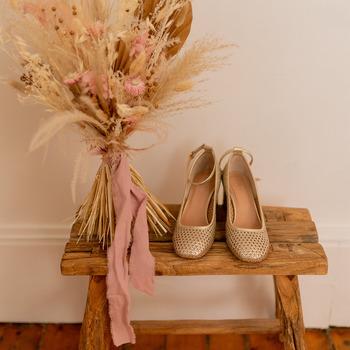 Cipők Női Félcipők Céleste MIRABELLE Arany