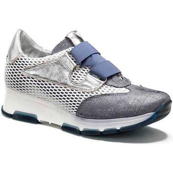 Cipők Női Rövid szárú edzőcipők Keys 5183 Szürke