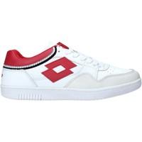 Cipők Férfi Divat edzőcipők Lotto L55816 Fehér