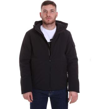 Ruhák Férfi Dzsekik Refrigiwear RM8G09800XT2429 Fekete