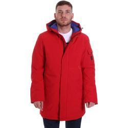 Ruhák Férfi Parka kabátok Refrigiwear RM8G09900XT2429 Piros