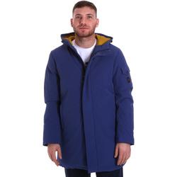 Ruhák Férfi Parka kabátok Refrigiwear RM8G09900XT2429 Kék