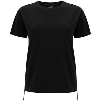 Ruhák Női Rövid ujjú pólók Freddy F0WSDT5 Fekete