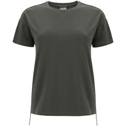 Ruhák Női Rövid ujjú pólók Freddy F0WSDT5 Zöld