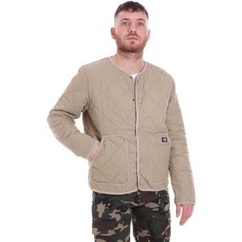 Ruhák Férfi Steppelt kabátok Dickies DK0A4X58KHK1 Bézs