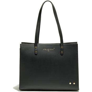 Táskák Női Bevásárló szatyrok / Bevásárló táskák Atelier Enai CANDI NOIR