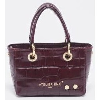 Táskák Női Bevásárló szatyrok / Bevásárló táskák Atelier Enai ROSI BORDEAUX