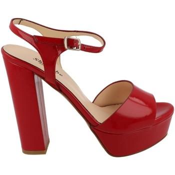 Cipők Női Szandálok / Saruk L'amour  Rojo