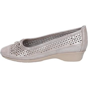 Cipők Női Balerina cipők  Kelidon BJ347 Ezüst