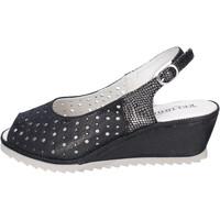 Cipők Női Szandálok / Saruk Kelidon BJ354 Fekete