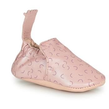 Cipők Lány Mamuszok Easy Peasy BLUMOO Rózsaszín