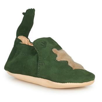 Cipők Gyerek Mamuszok Easy Peasy BLUMOO RENARD Zöld
