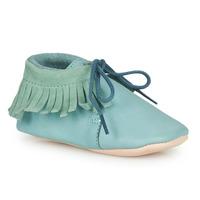Cipők Gyerek Mamuszok Easy Peasy MEXIMOO Zöld