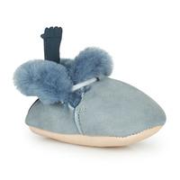 Cipők Gyerek Mamuszok Easy Peasy MINIMOO Kék