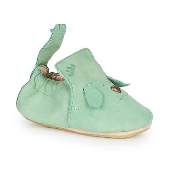Cipők Gyerek Mamuszok Easy Peasy BLUBLU CHIEN Zöld