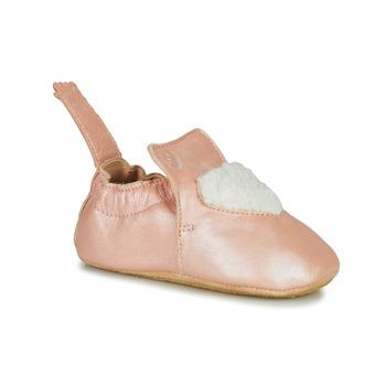Cipők Lány Mamuszok Easy Peasy BLUBLU COEUR Rózsaszín