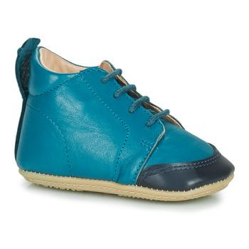 Cipők Gyerek Mamuszok Easy Peasy IGO B Kék