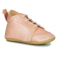 Cipők Lány Mamuszok Easy Peasy IGO B Rózsaszín