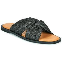 Cipők Női Papucsok Vanessa Wu ANELLE Fekete