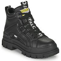 Cipők Női Csizmák Buffalo ASPHA NC MID Fekete