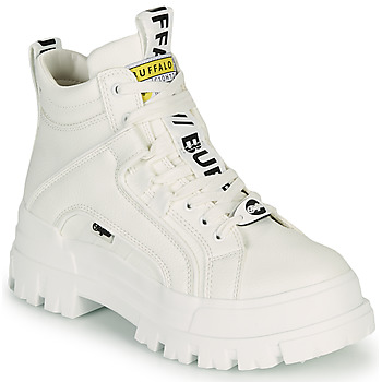 Cipők Női Csizmák Buffalo ASPHA NC MID Fehér