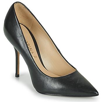 Cipők Női Félcipők San Marina GALICIA Fekete