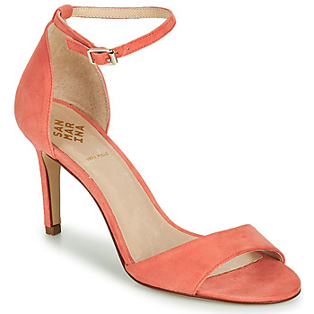 Cipők Női Szandálok / Saruk San Marina ARLANA/VEL Rózsaszín