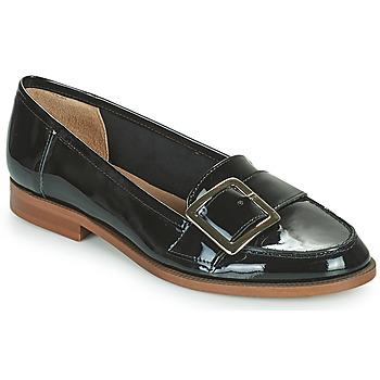 Cipők Női Mokkaszínek San Marina MANESSA/VS Fekete