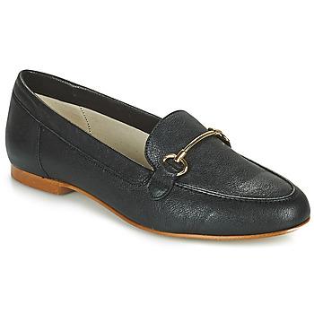 Cipők Női Mokkaszínek San Marina DAGAR Fekete