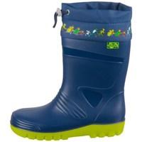 Cipők Gyerek Vízi cipők Lurchi Peer Kék