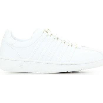 Cipők Női Rövid szárú edzőcipők K-Swiss Classic VN Fehér