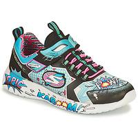 Cipők Női Rövid szárú edzőcipők Skechers DYNAMIGHT/HERO STATUS Sokszínű