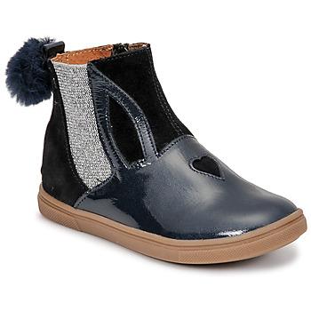 Cipők Lány Csizmák GBB GEMMA Kék