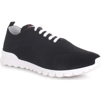 Cipők Férfi Rövid szárú edzőcipők Kiton USSFITSN008090300P Black