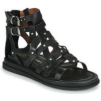 Cipők Női Szandálok / Saruk Airstep / A.S.98 POLA FLASH Fekete