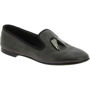 Cipők Női Mokkaszínek Giuseppe Zanotti I56052 nero