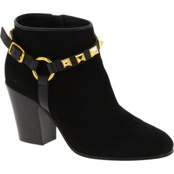 Cipők Női Csizmák Giuseppe Zanotti I67063 nero