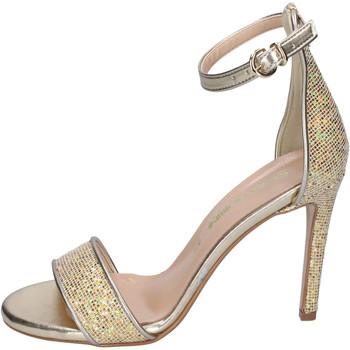 Cipők Női Szandálok / Saruk Olga Rubini Sandali Glitter Pelle sintetica Altri
