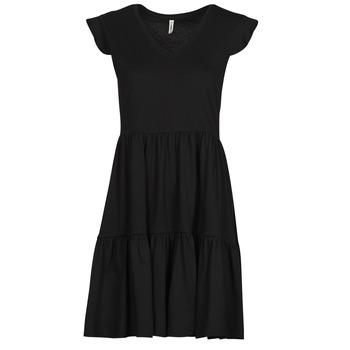 Ruhák Női Rövid ruhák Only ONLMAY Fekete