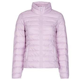 Ruhák Női Steppelt kabátok Only ONLNEWTAHOE Mályva