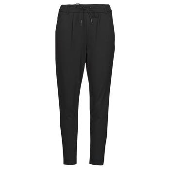 Ruhák Női Chino nadrágok / Carrot nadrágok Only ONLPOPTRASH Fekete