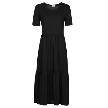 Ruhák Női Hosszú ruhák JDY JDYDALILA FROSTY Fekete
